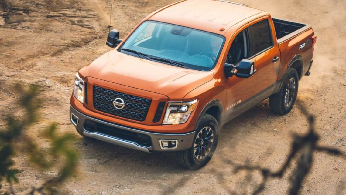 Nissan's Titan is coming to Australia, one way or another.