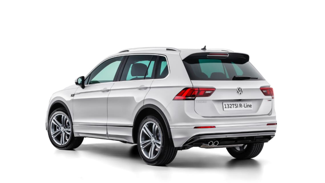 2021 VW Tiguan R-Line – Release Date, Price And Photos >> Volkswagen Tiguan 132tsi R Line Edition Pricing And Specs