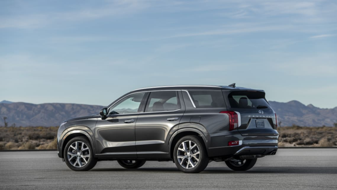 2020 Hyundai Palisade: Design, Specs, Release >> Hyundai Palisade 2020 Giant Toyota Kluger Rival Could Get
