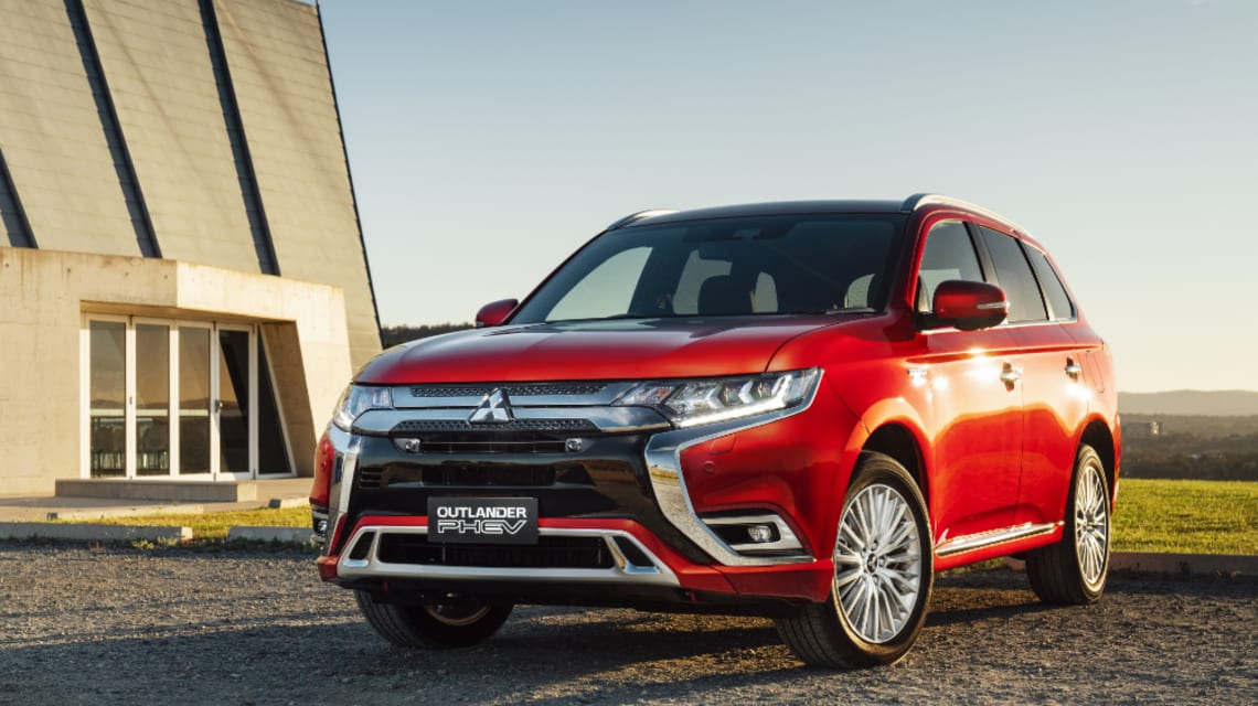 Mitsubishi Outlander PHEV 2020 price and specs: New tech, higher prices for plug-in hybrid