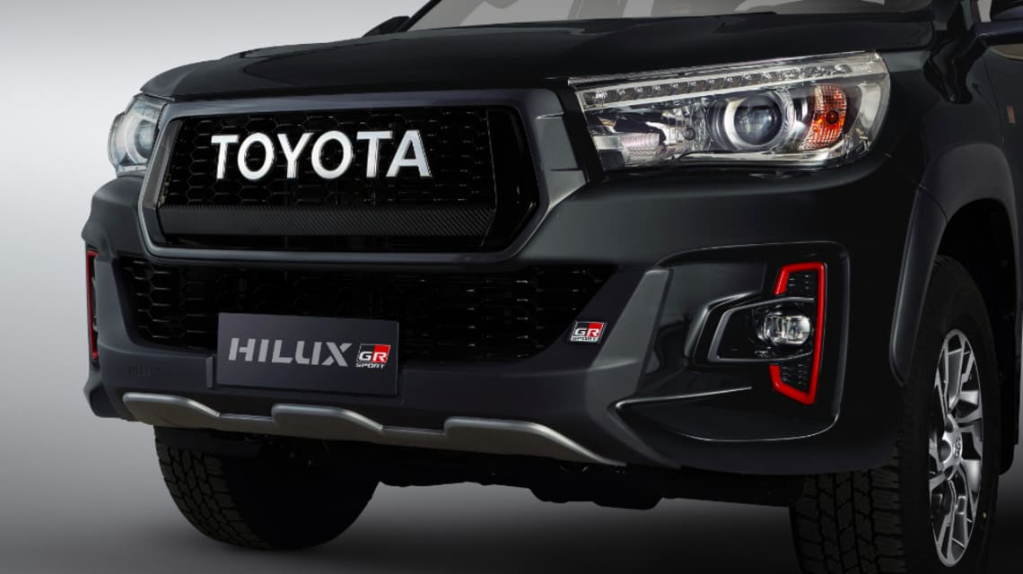 Toyota HiLux GR gets V6 petrol power to rattle the Ranger Raptor
