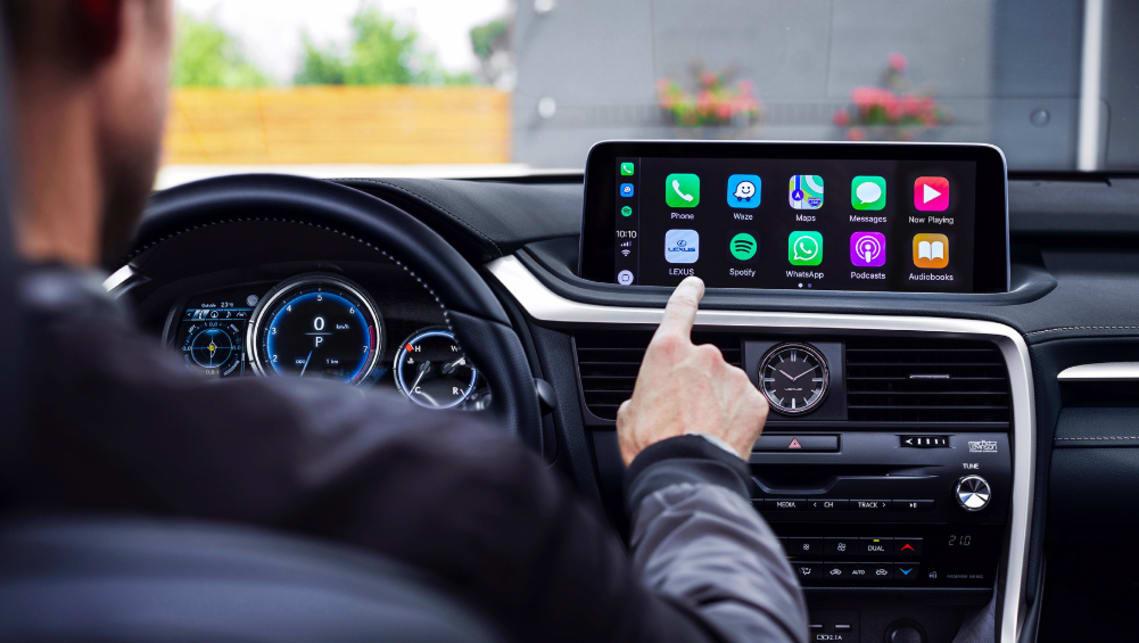 Lexus Apple Carplay >> Lexus Rx 2020 Apple Carplay Android Auto Lead Cabin Tech