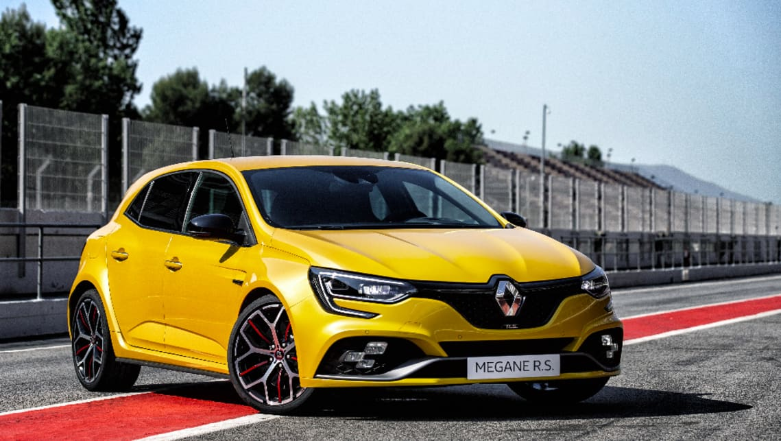 Renault Megane Trophy pricing confirmed, but you're already too late