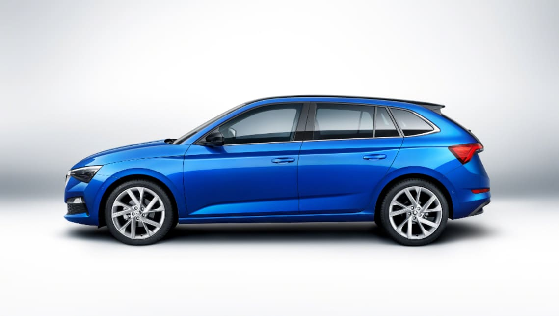 ...but is also the first to borrow VW's broader MQB A0 platform, which underpins the new Polo and Tiguan.
