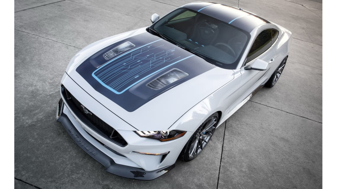 The electric Ford Mustang will eat your V8 for breakfast