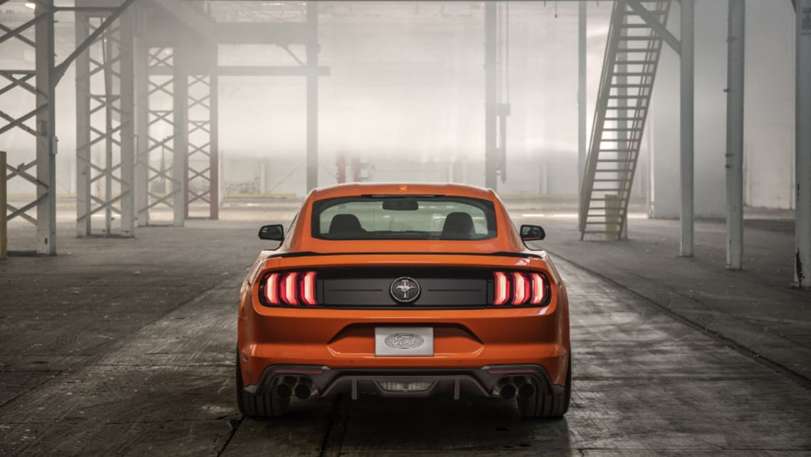 New super 'Stang! Ford Mustang EcoBoost High Performance