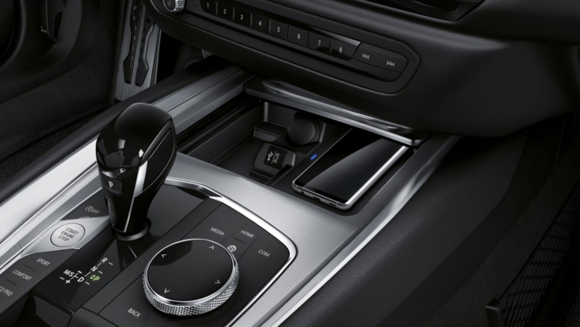 BMW is quoting a zero-100km/h sprint time of 4.6 seconds, likely thanks to an 8-speed automatic transmission.