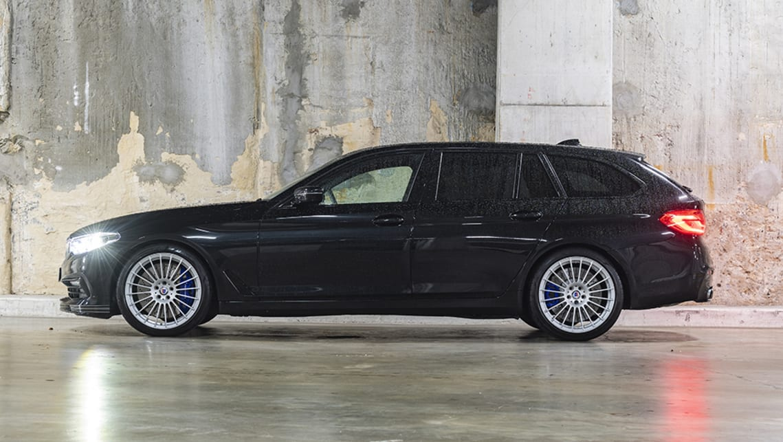 Alpina B5 2020 Review Touring Carsguide