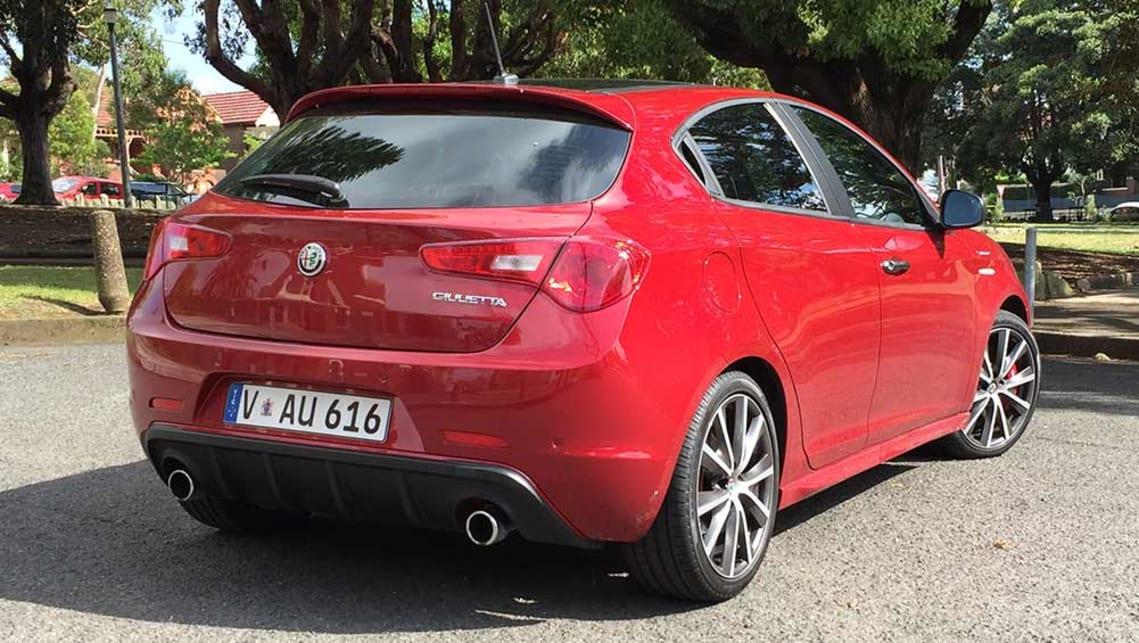 Alfa Romeo Giulietta Veloce Series 2 2016 Review Carsguide