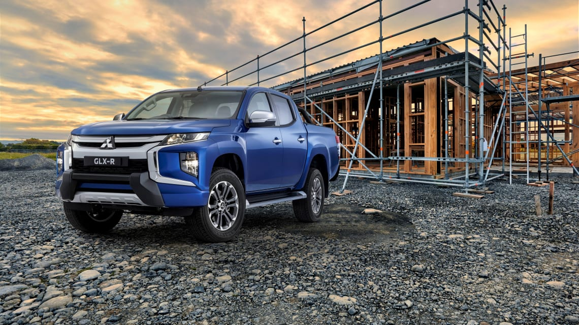 Mitsubishi Triton toughens up: GSR and GLX-R trims add street cred and style to dual-cab range