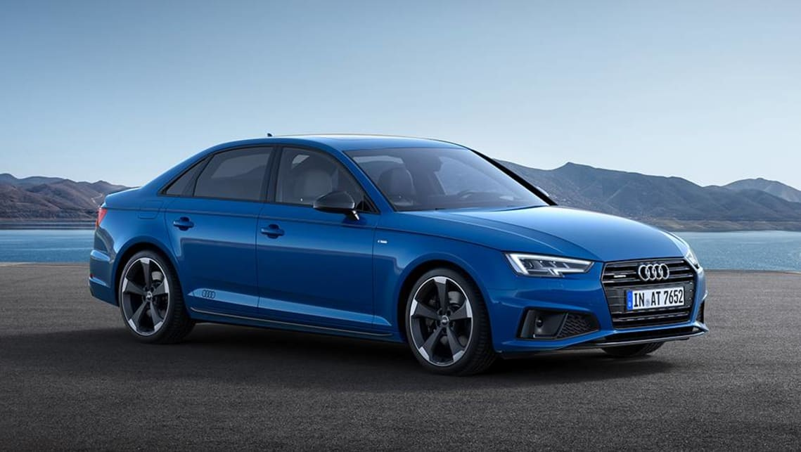 Audi A4 2019 Pricing And Specs Revealed Car News Carsguide