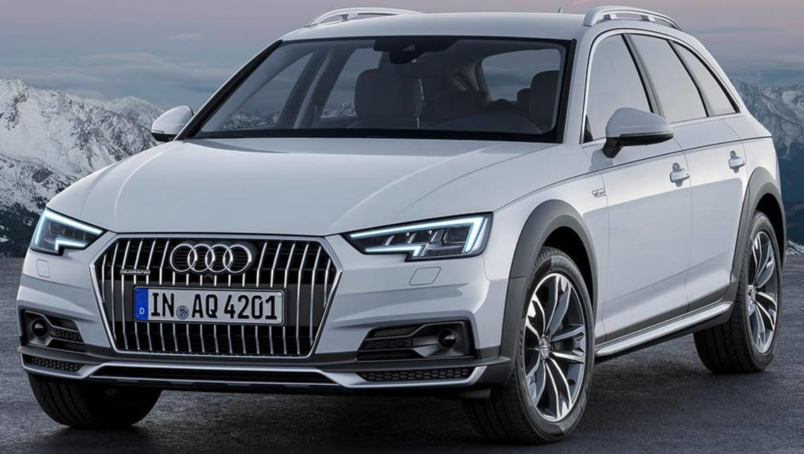 2016 Audi A4 Allroad | international launch