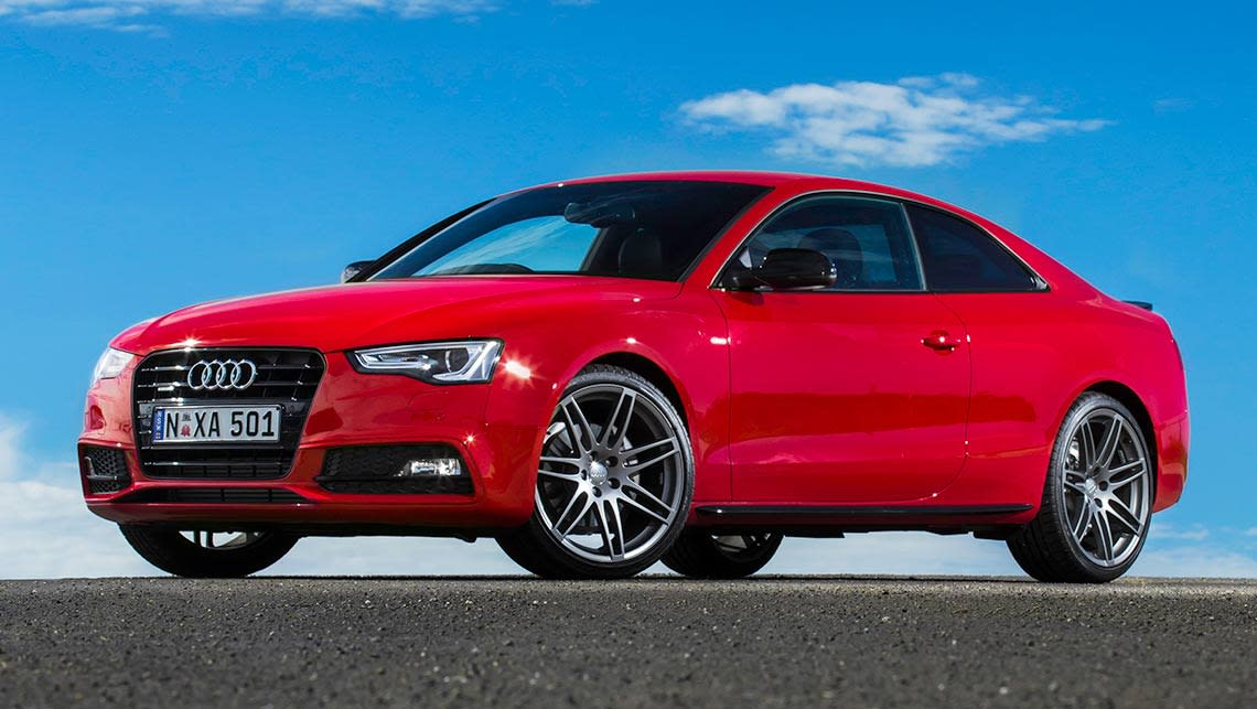 Audi A5 Coupe S-line Competition