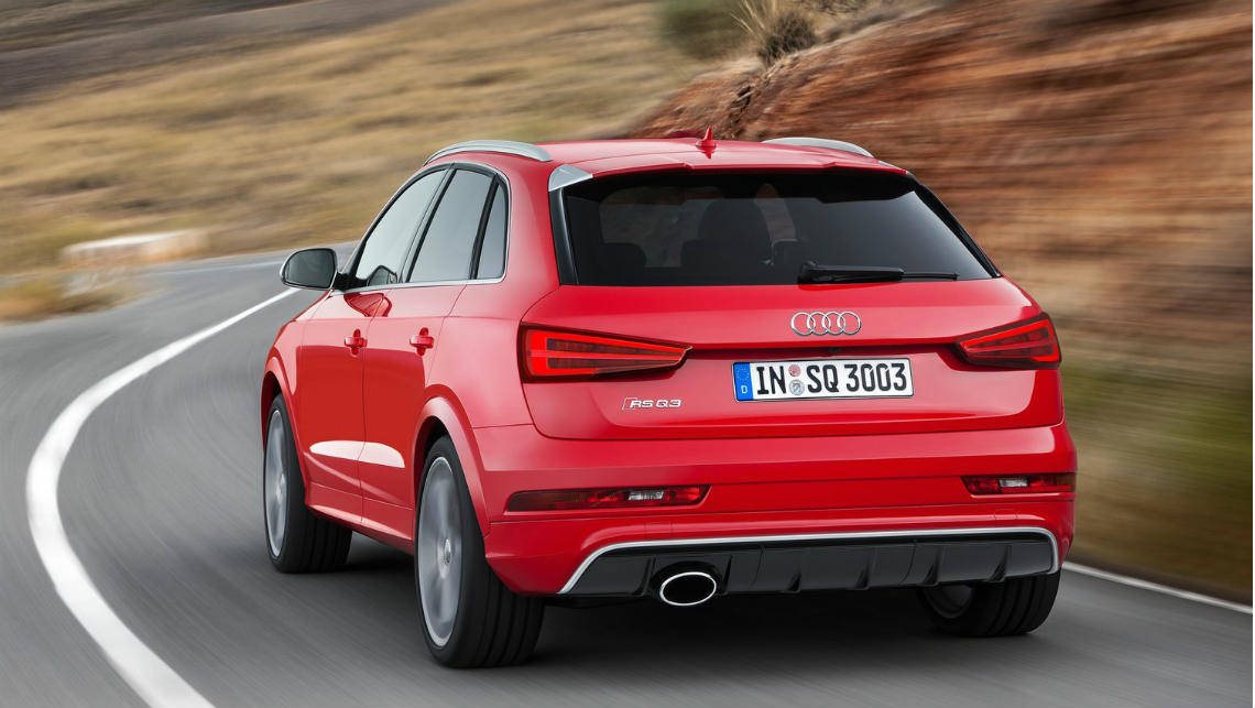 2015 Audi Q3 And Rs Q3 Revealed Car News Carsguide