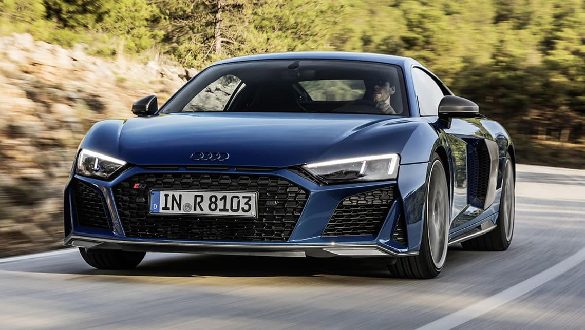 Audi says its more powerful, high-tech, fresh-faced R8 is as close to a Le Mans racer as you can get.