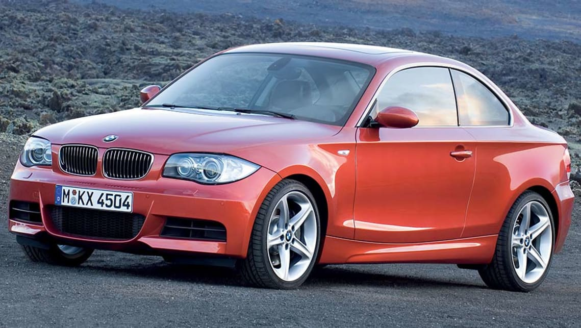 2011 BMW 1 Series hatch