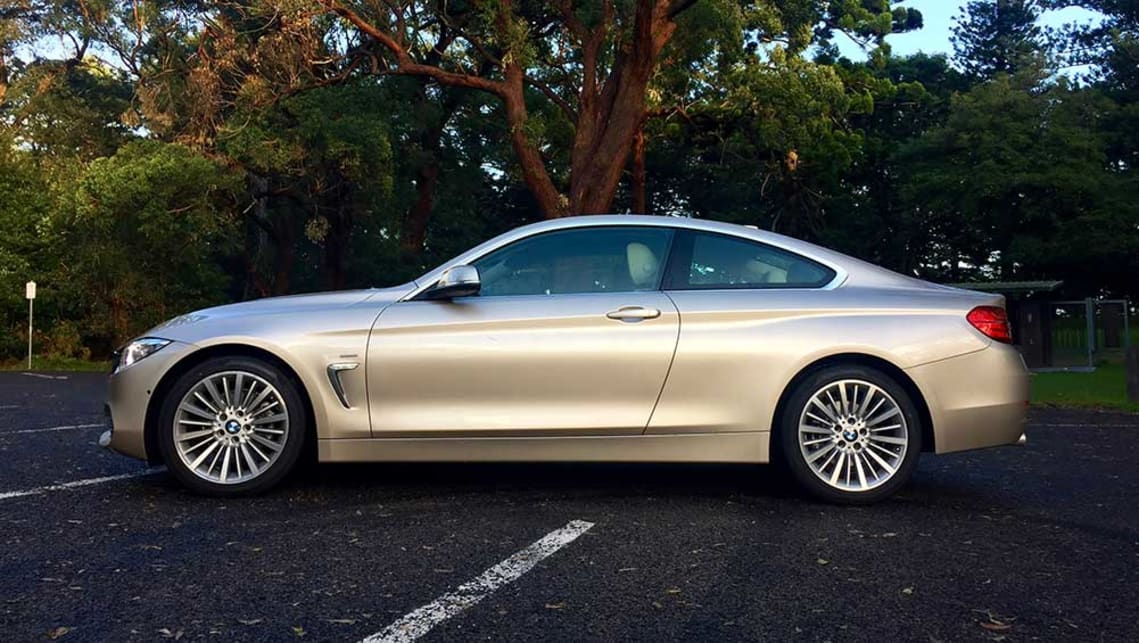 2016 BMW 420i Coupe Luxury.