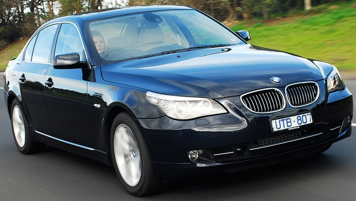 Used Bmw 5 Series Review 2003 2010 Carsguide