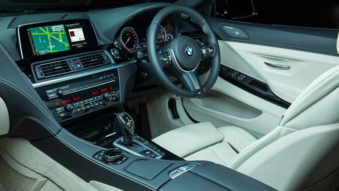 Bmw 650i Grand Coupe 2016 Review Carsguide