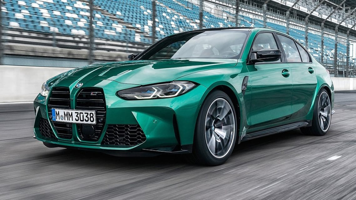 2021 Bmw M3 And M4 Pricing And Specs Detailed Mercedes Amg C63 And Audi Rs5 Rival Undercuts Competition As German Performance Car Segment Heats Up Car News Carsguide