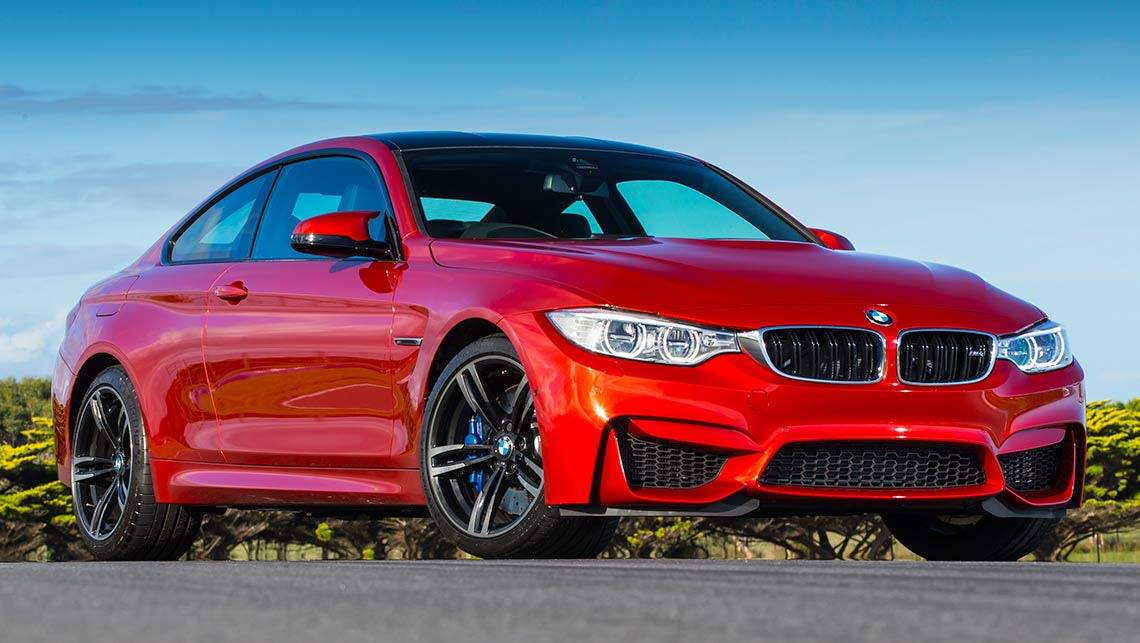 The new BMW M4 is the best M3 yet.