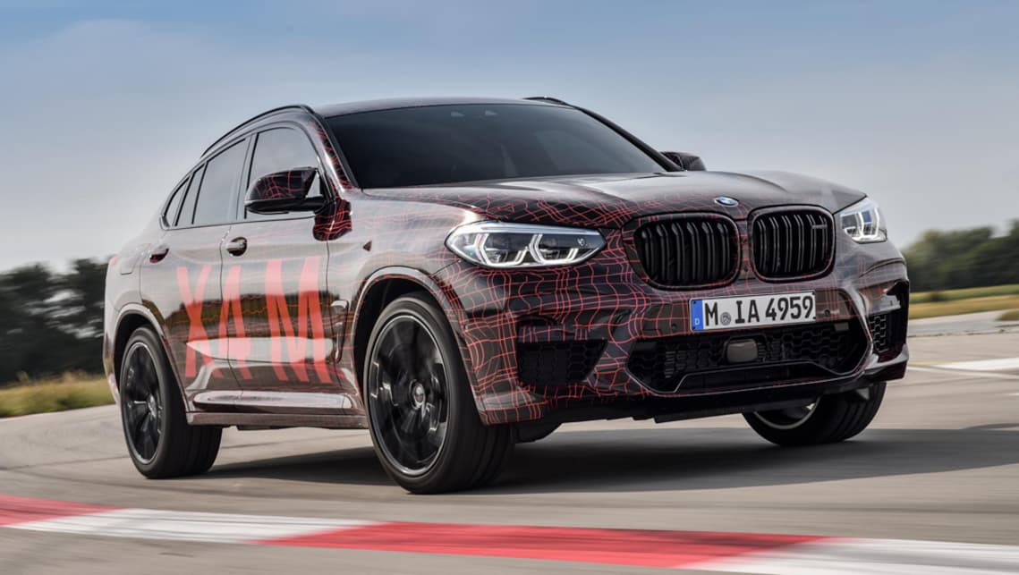 According to BMW M president Frank van Meel, the new X3 and X4 flagships will set benchmarks in the high-riding performance vehicle segment.
