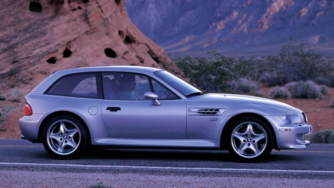 1998 BMW Z3 M Coupe.