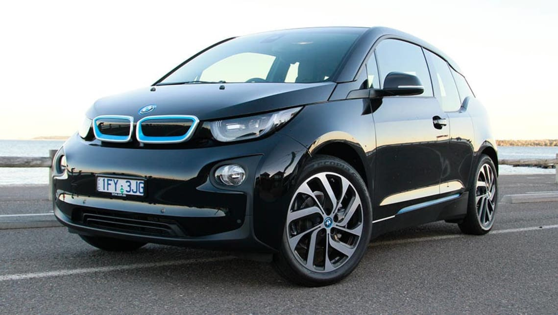 Bmw I3 Rex 94ah 2016 Review Carsguide