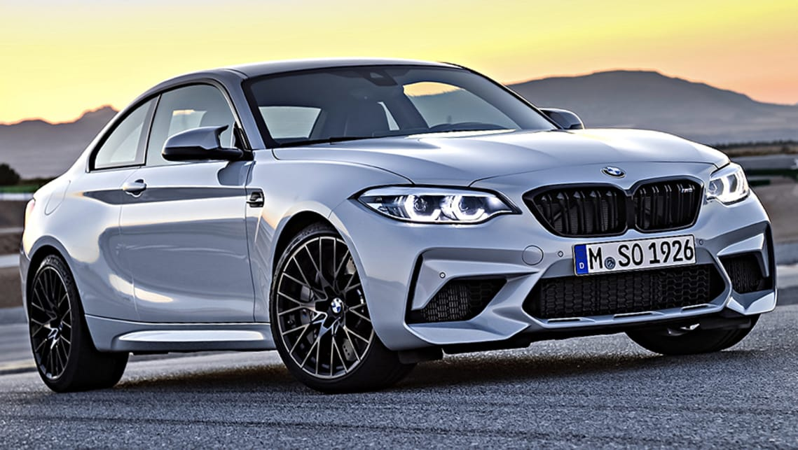 Bmw M2 Competition 2018 Pricing And Specs Confirmed Car