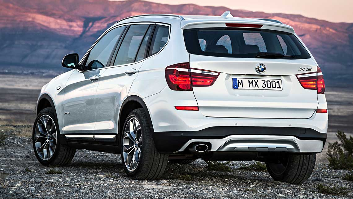 Bmw X3 Xdrive 28i 2015 Review Carsguide