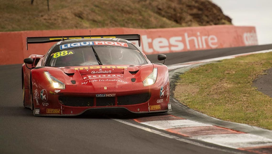 Bathurst 12 Hour winning Ferrari 488 GT3