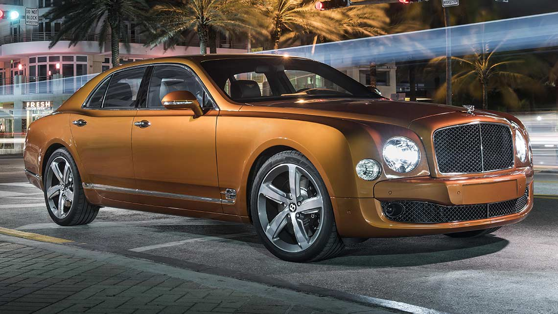 2015 Bentley Mulsanne Speed
