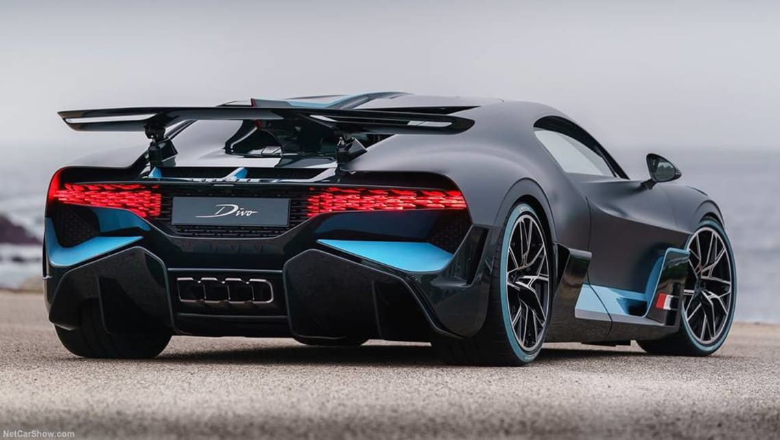 The one-of-a-kind car has been built for Piech as a thank you for his role in bringing VW and Bugatti together.