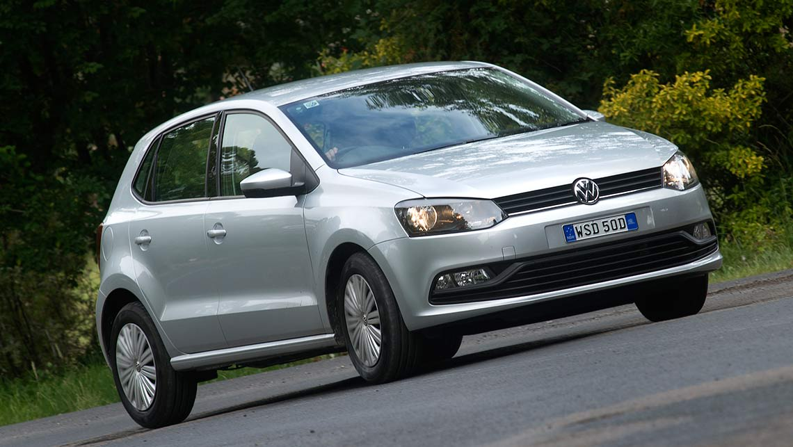 Volkswagen Polo 66TSI (picture: Jack Atley)