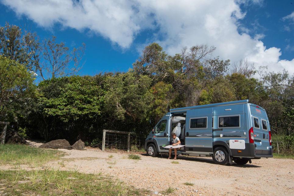 Caravan vs Camper Trailer vs Motorhome - How to Choose the
