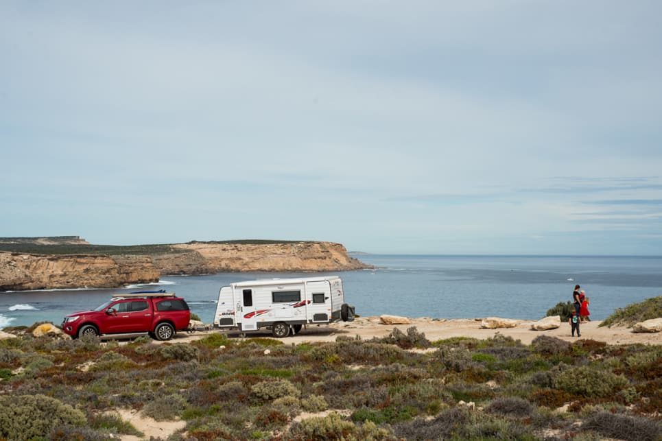 The Eyre Peninsula is one of the most stunning coastal stretches in South Australia. (image credit: Brendan Batty)