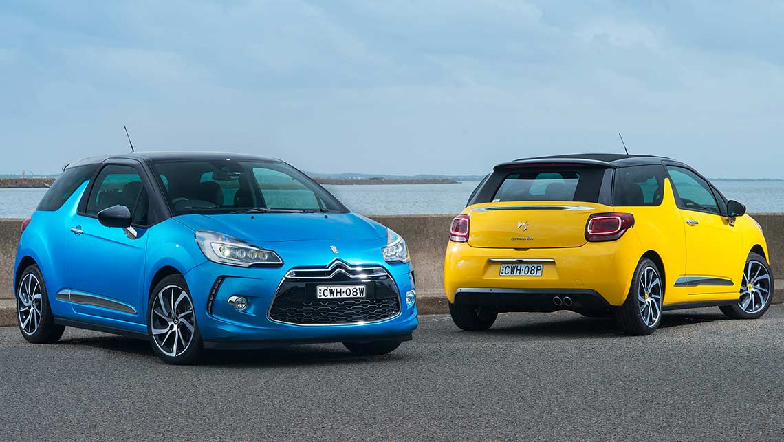 Citroen DS3 DSport 2015 review | CarsGuide