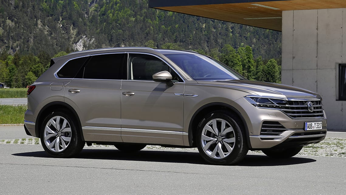 New Volkswagen Touareg 2020 Pricing And Spec Detailed Limited Run Adventure Grade Gives Large Luxury Suv Off Road Edge Car News Carsguide