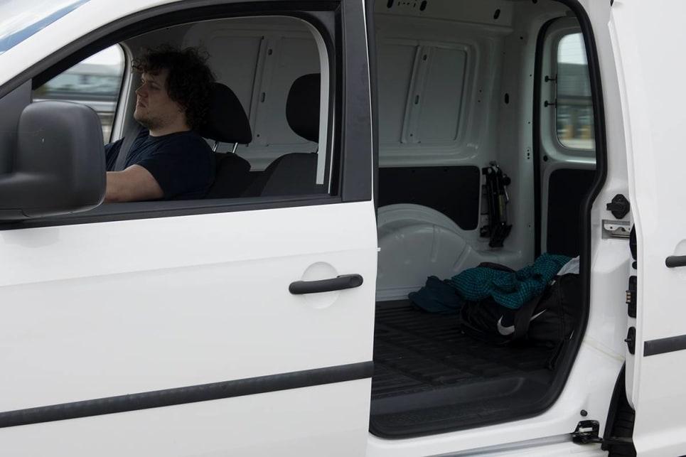Is It Illegal To Drive With Van Doors Open?