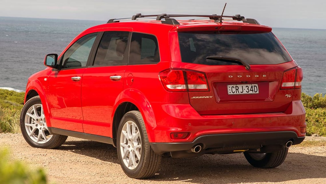 Dodge Journey R T 2016 Review Carsguide
