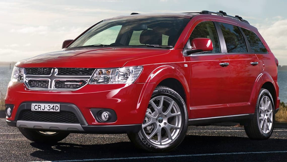 Dodge Journey R/T 2016 review | CarsGuide