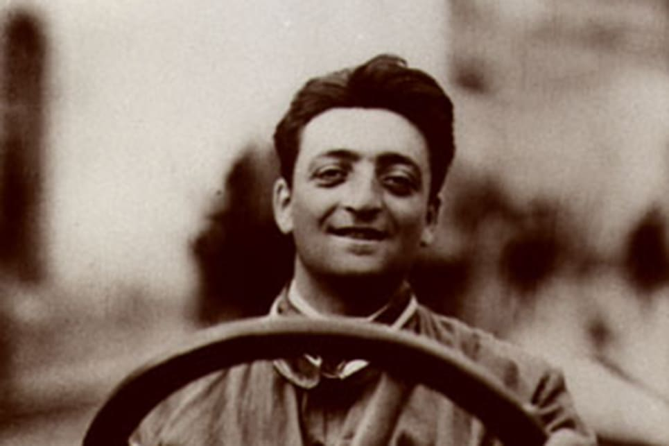 Enzo Ferrari passed away on the 14th August 1988 in Modena, just one year after the F40 was released. (image credit: commons.wikimedia.org)