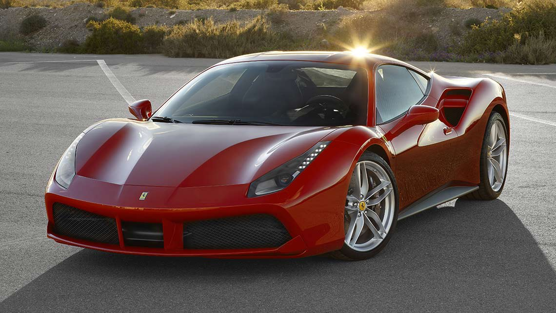 Ferrari 488 Gtb Order Books Swell For Australia Car News Carsguide