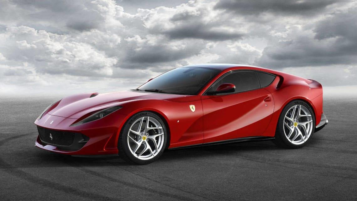 Ferrari 812 Superfast Set For Geneva Car News Carsguide