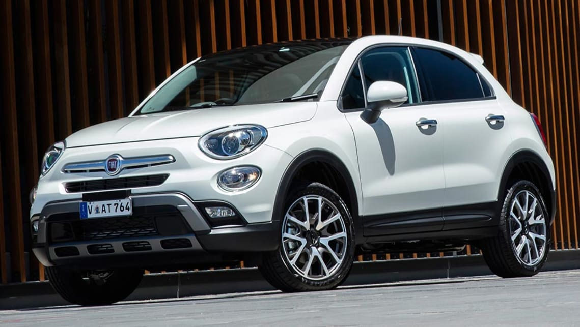 2015 Fiat 500X Cross Plus