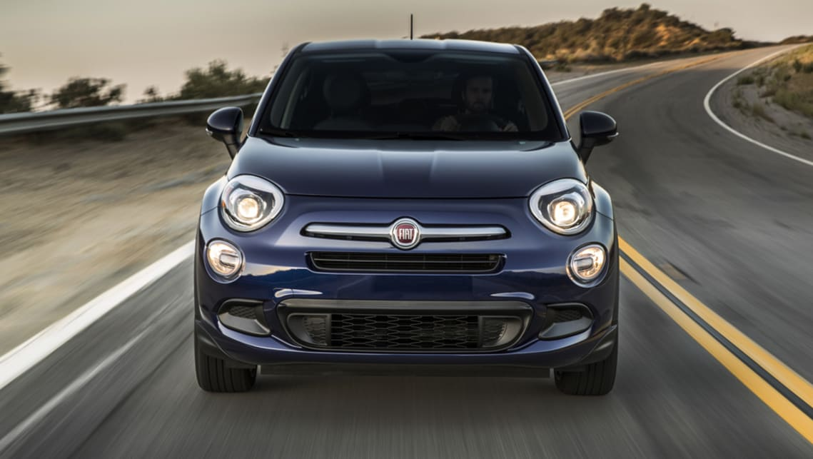 Fiat 500X 2018 pricing and spec confirmed