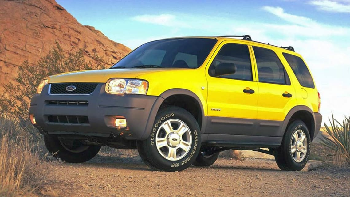 Used Ford Escape Review 2001 2012 Carsguide
