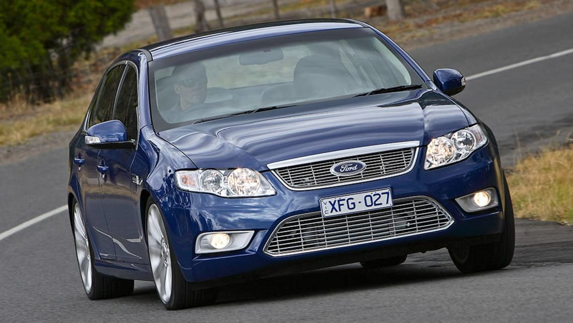 Used Ford Falcon review: 2008-2011 | CarsGuide