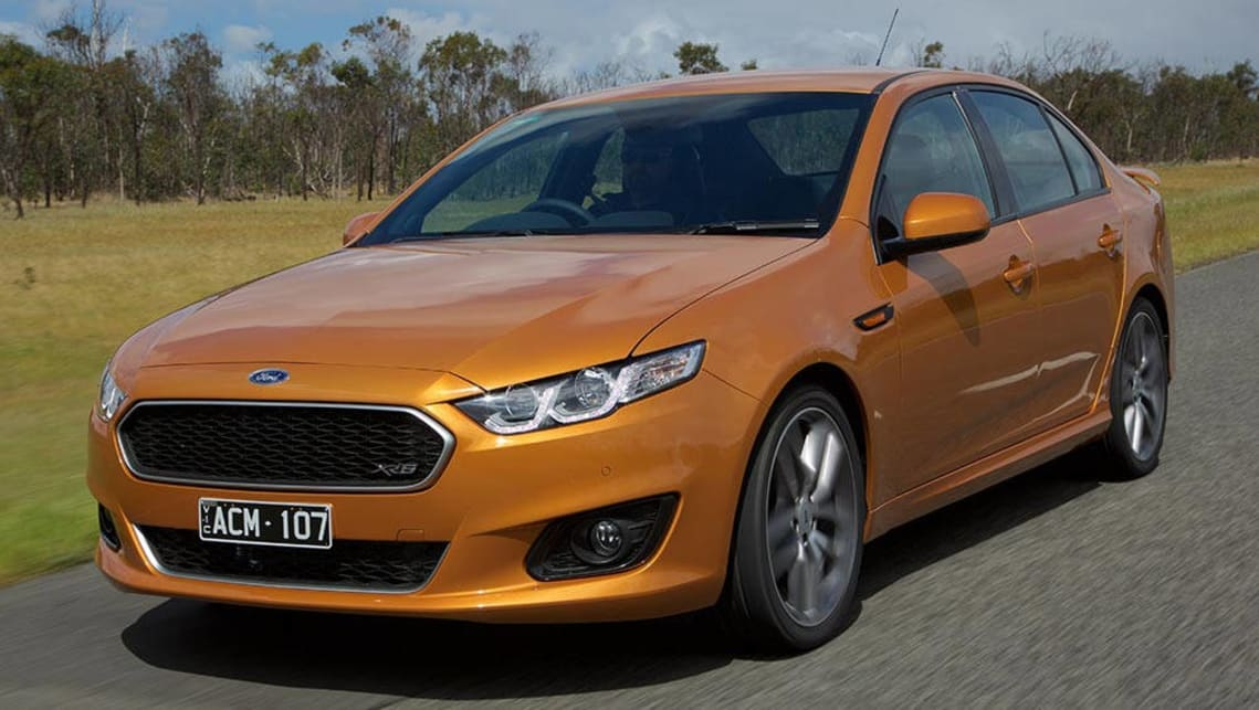 Ford Falcon 2016 >> Ford Falcon Xr6 2016 Review Carsguide