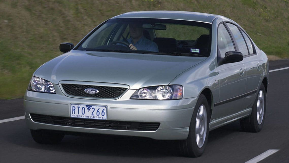Used Ford Falcon review: 2002-2016 | CarsGuide